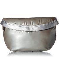 Sam Edelman Sophia Banana Belt Bag - Metallic