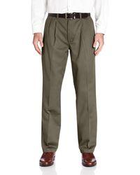 Wrangler Mens Riata Advanced Comfort Flat Front Casual Pant