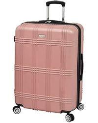 London Fog Kingsbury 3-piece Spinner Luggage Set - Multicolor