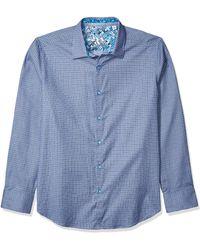 Robert Graham Mens Charlie L//S Woven Shirt