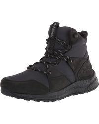 Columbia Mens Sh/ft Outdry Hiking Boot - Black