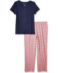 Nautica Pajama Set - Blue
