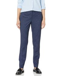 Tommy Hilfiger Straight Pants - Blue
