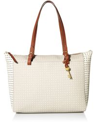 Fossil Rachel Large Tote - Multicolor