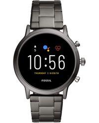 Fossil Smartwatch digitale da uomo con - Multicolore