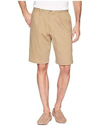 Dockers Perfect D3 Classic-fit Pleated Short - Natural