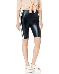Norma Kamali Side Bermuda Short - Black