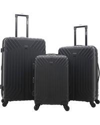 Wrangler Auburn Hills Luggage - Black