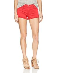 7 For All Mankind - Cut Off Short - Lyst