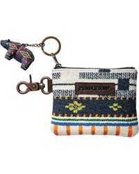 Pendleton - Id Pouch With Bear Keychain - Lyst