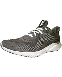 d2a686bded848 Lyst - adidas Alphabounce Em M Running Shoe in White for Men