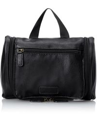 Perry Ellis Hanging Travel Kit - Black