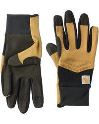 Carhartt Out Post Glove Handschuhe für kaltes Wetter - Mehrfarbig
