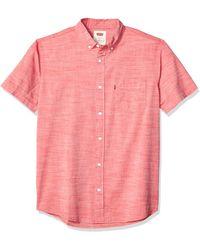 Levi's Short Sleeve - Pink