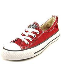 Converse - Chuck Taylor All Star Shoreline Low Top Sneaker - Lyst