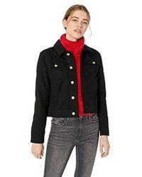 Hurley Scout Twill Denim Jacket - Black