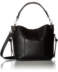 Steve Madden Womens Bsammy Black