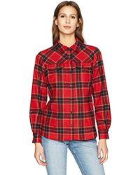 Pendleton - Christina Ultrafine Merino Plaid Shirt - Lyst