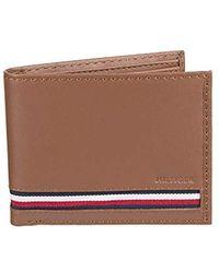 be5bd164 Tommy Hilfiger Wallets - Men's Wallets & Card Holders - Lyst