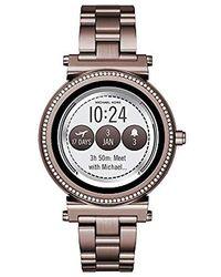 Michael Kors - Access Sofie Touchscreen Smartwatch - Lyst