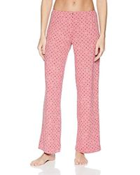 Maidenform Rococo Affairs Bow Pant - Pink