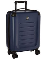 7485ab0b3fa6 Lyst - Victorinox Spectra 2.0 Global Carry-on in Black for Men - Save 2%