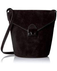 Loeffler Randall - Flap Bucket (vachetta) - Lyst