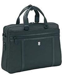 """Victorinox - Werks Professional 2.0 13"""" Laptop Brief Laptop Briefcase - Lyst"""