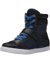 Nine West Buhbye Fabric Fashion Sneaker - Blue