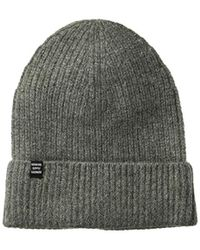 Lyst - Herschel Supply Co. Cardiff Cashmere Beanie in Black for Men ec1516aa2098