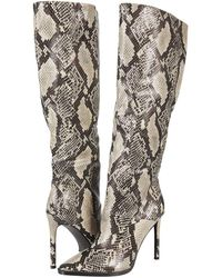 Steve Madden Olga Fashion Boot - Multicolor