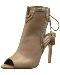 Cynthia Vincent Note Dress Sandal - Brown