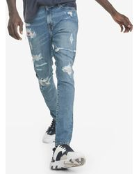 Tommy Hilfiger Thd Skinny Fit Jeans - Blue