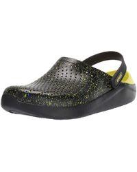 Crocs™ Literide Hyper Bold Clog U - Nero