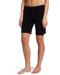 Danskin Essentials Bermuda Short - Black