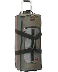 "Timberland - 26"" Wheeled Duffle Luggage Bag - Lyst"