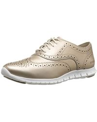 Cole Haan - Zerogrand Wing-tip Oxford - Lyst