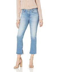 AG Jeans - Jodi Crop - Lyst
