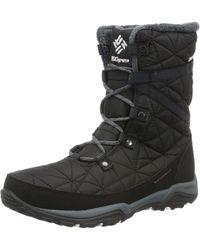 Columbia 's Loveland Mid Omni-heat Waterproof Snow Boots - Black