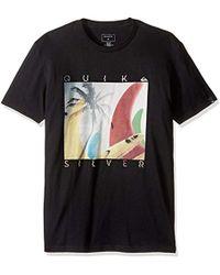 Quiksilver - Board Booty T-shirt - Lyst