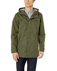 4d3b710d9ae Penfield Shower Proof Apex Down Fill Parka in Red for Men - Lyst