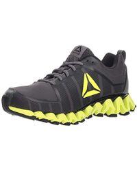 412bb8fc5e Reebok Zigwild Tr 3 Trail Running Sneakers in Black for Men - Lyst