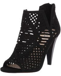 Vince Camuto - Womens Ankle Boot,black - Lyst