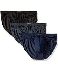 939d7645702d Calvin Klein Body Hip Brief 2-pack U1803 in White for Men - Lyst