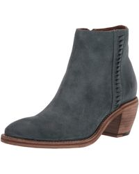 Frye Rosalia Feather Bootie Ankle Boot - Multicolor