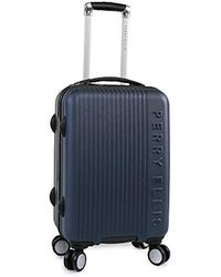 """Perry Ellis - Forte Hardside Spinner Carry On Luggage 21"""" - Lyst"""