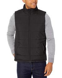 Amazon Essentials Mid-weight Puffer Vest - Multicolour