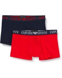 Emporio Armani - Endurance 2-pack Trunk - Lyst