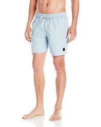 9059be702debb G-Star RAW Men's Printed Swim Trunks in Green for Men - Lyst