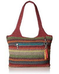 The Sak Casual Classics Large Tote - Red